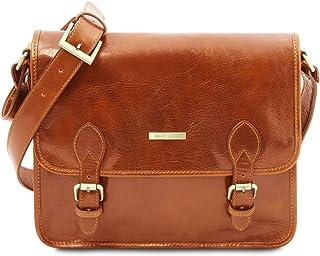 Tuscany Leather TL Postman Borsa messenger in pelle