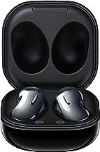 Samsung Galaxy Buds Live، True Wireless Earbuds w / Active Noise Betting (لپ تاپ شارژ بی سیم)، Mystic Black (نسخه ایالات متحده) (تمدید شده)