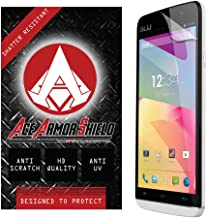 Ace Armor Shield Shatter Resistant Screen Protector for the BLU Studio 5.5 S / Military Grade / High Definition / Maximum Screen Coverage / Supreme Touch Sensitivity /Dry or Wet Easy Installation with free lifetime replacement warranty