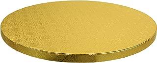 14 gold cake board