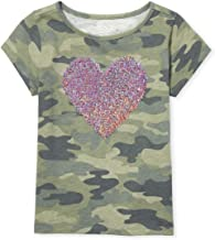 girls camo shirts