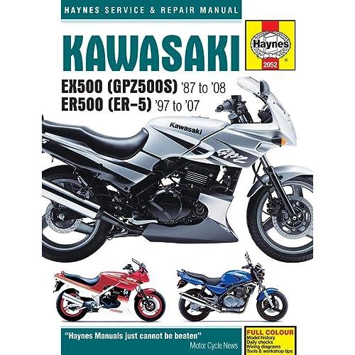Kawasaki Ninja 500: Amazon com