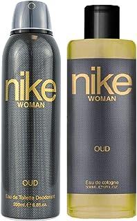 Nike Women Deodorant 200ml/EDC 500ml- Pack Of 2 (Oud)