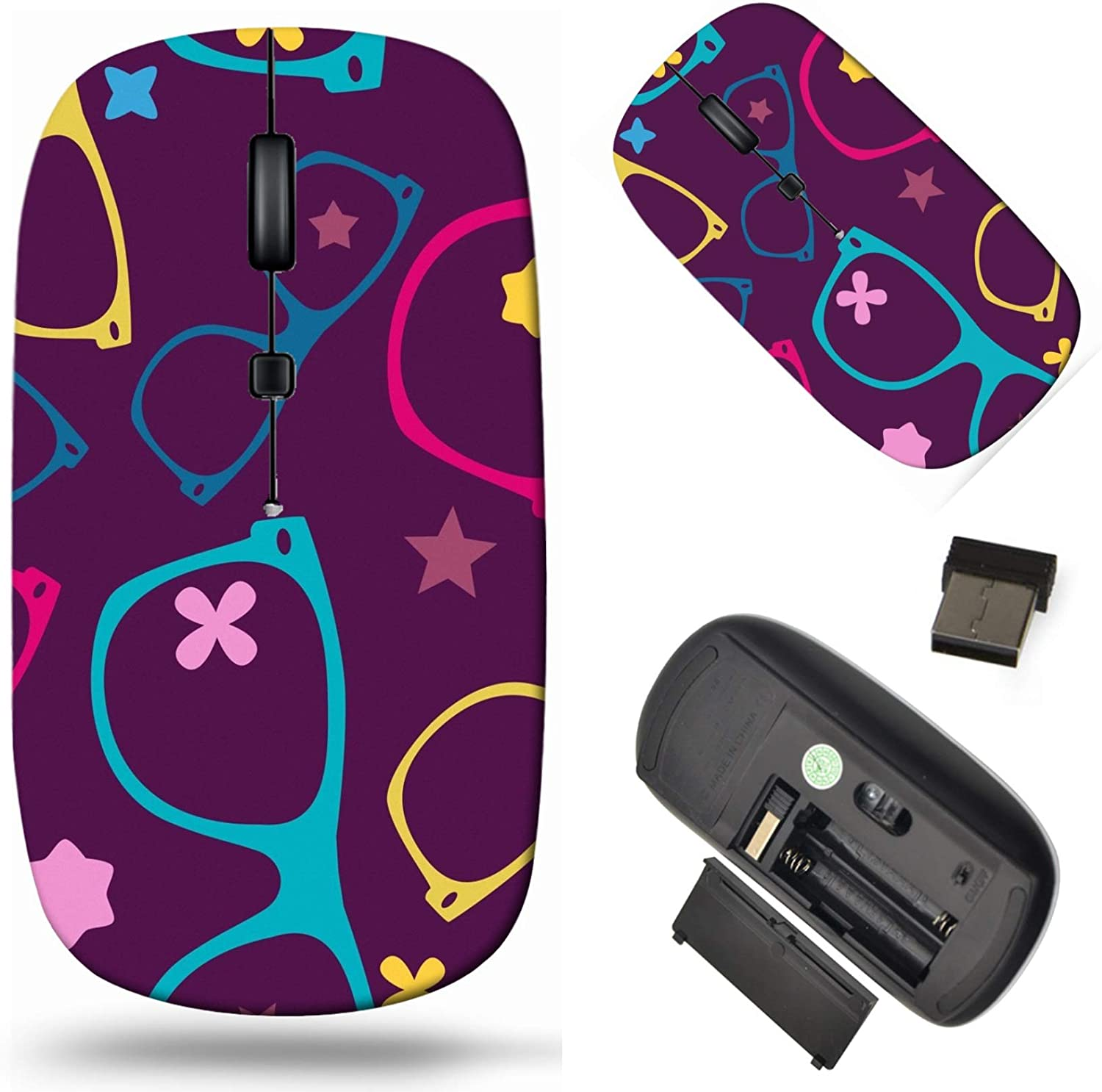 Wireless Computer Mouse 2.4G with Cor Inventory cleanup selling sale Receiver USB Laptop Topics on TV
