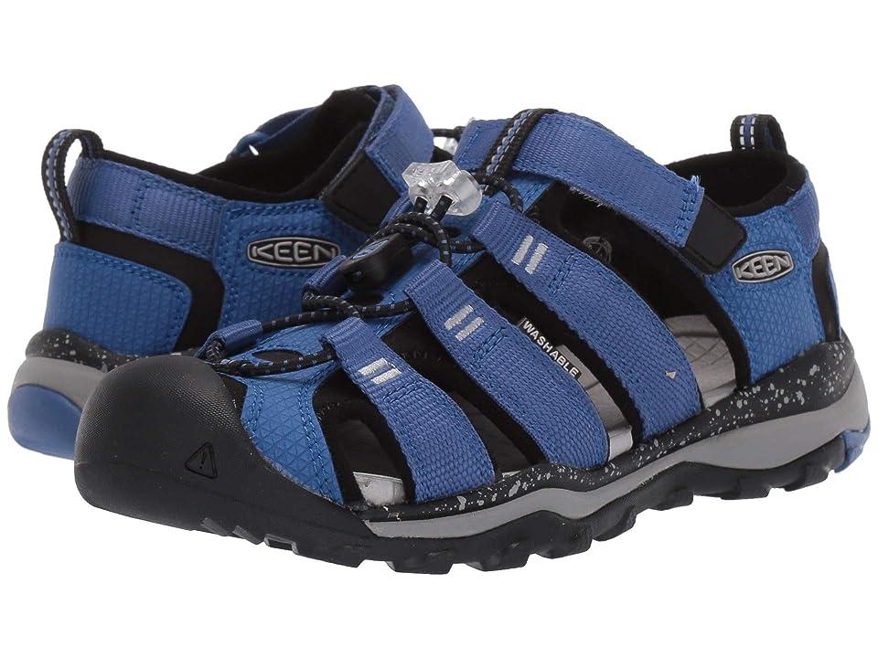 Keen Kids Newport Neo H2 (Little Kid/Big Kid) (Galaxy Blue/Paloma) Boys Shoes