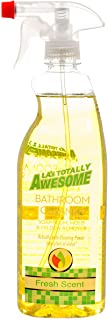 LA's Totally Awesome Bathroom Cleaner Fresh Scent Spray Mold & Mildew Remover 2 Packs