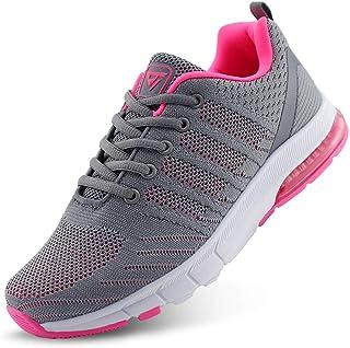 Women Air Cushion Sneakers Lightweight Running Tennis Shoes