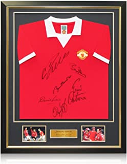 adf791081 Amazon.com  Manchester United - Sports  Collectibles   Fine Art
