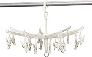Household Essentials Carousel Dryer | 20 Clothespins for Drying Laundry