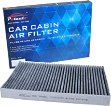 POTAUTO MAP 3005C (CF10368) Replacement Activated Carbon Car Cabin Air Filter for AUDI, A4, A6, Allroad Quattro, RS6, RS4, S4, S6(Upgraded with Active Carbon)