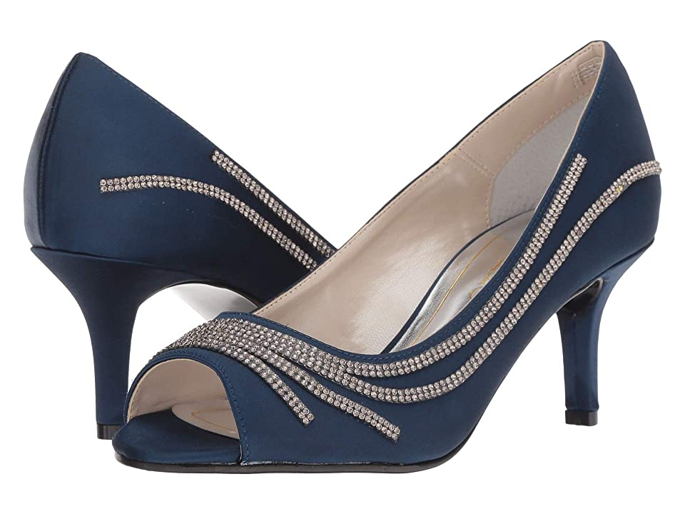 Caparros Oz (Navy New Satin) Women