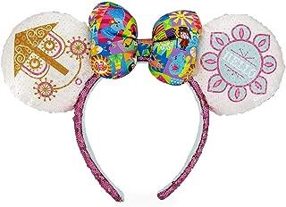 Disney Parks It's a Small World Mickey Minnie Ears Headband