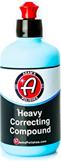 Best adams heavy correcting compound Reviews