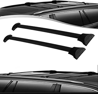 2016 honda pilot roof rails and crossbars