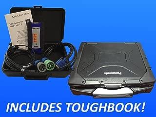 Diesel Laptops Nexiq USB Link 2 with CF30 Panasonic Toughbook