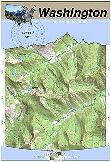 47°121° SW - Snoqualmie Pass, Washington Backcountry Atlas (Topo) (Washington Backcountry Atlas A4 25000 Scale)