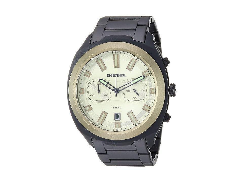 Diesel Tumbler - DZ4497 (Black) Watches
