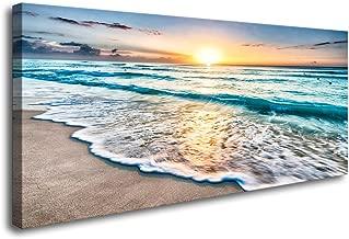Best canvas beach pictures Reviews