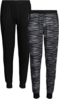 Only Girls Sweatpants - Super Soft Athletic Jogger Active Pants (2 Pack)