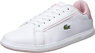 6a613a259a Amazon.fr : Lacoste - Baskets mode / Chaussures femme : Chaussures ...