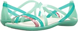 Crocs - Isabella Cut Graphic Strappy Sandal