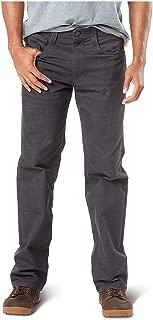 5.11 Tactical Men's Defender Flex Straight-Fit Work Pants, GSA/TAA Compliant, Style 74476