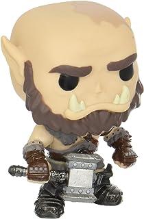 Funko Action Figure Movies Warcraft - Orgrim