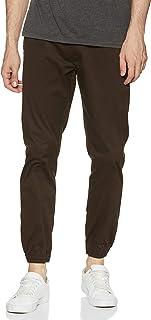 Amazon Brand - Symbol Men's Slim Fit Casual Trousers