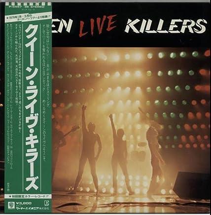 Live Killers - Red & Green Vinyl + Obi