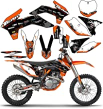Team Racing Graphics kit compatible with KTM 2006-2012 SX 85/105, SCATTER