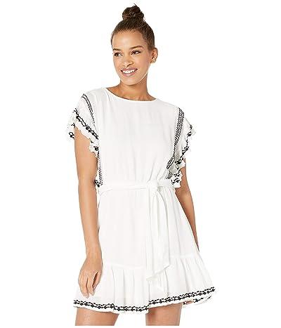 Free People Weekend Brunch Dress (Ivory) Women