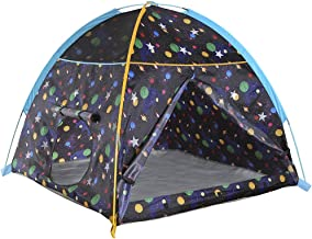 Pacific Play Tents 41200 Kids Galaxy Dome Tent w/Glow in the Dark Stars - 48