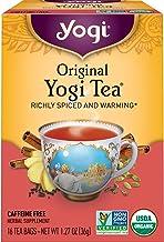 Yogi Tea - Original Yogi Tea - Richly Spiced and Warming - 96 Tea Bags, 16 Count (Pack of 6)
