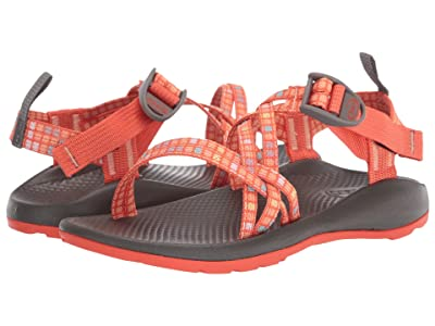 Chaco Kids ZX/1(r) Ecotread (Toddler/Little Kid/Big Kid) (Blocked Tiger) Girls Shoes