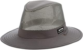 Nylon/Mesh Safari Hat - Lightweight, UPF (SPF) 50+ Sun Protection, 2 1/2