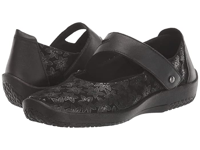 Arcopedico  Cosmo (Black Agatha) Womens Shoes
