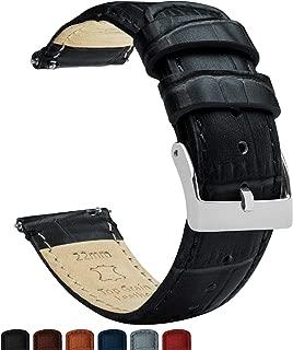 custom crocodile watch straps