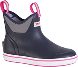 Xtratuf Women's Ankle Deck Slip-On Fishing Boot