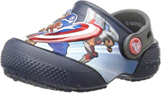 Crocs Kids' Boys Girls Marvel Avengers Character Clog