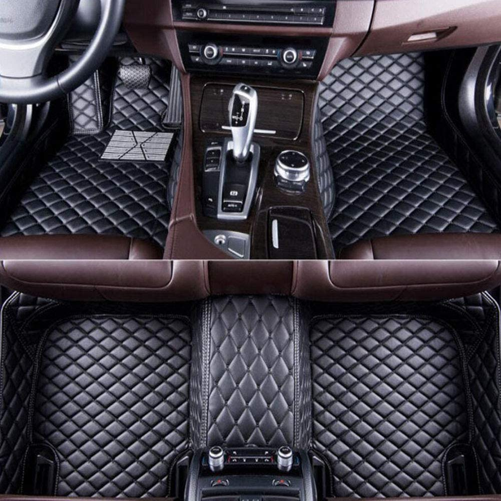 Super1Six Full Coverage Ranking integrated 1st place Leather Custom Car Mats for B Fit Cheap SALE Start Floor