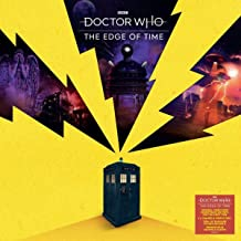 Doctor Who: The Edge Of Time Original Videogame Soundtrack (140G/Red & Purple Vinyl)