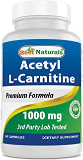Sponsored Ad - Best Naturals Acetyl L-Carnitine 1000mg Capsule, 60 Count