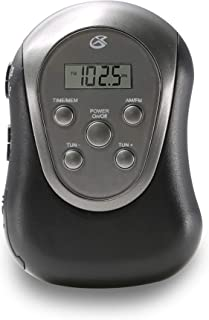 GPX R300S Am/FM Armband Radio with Earbuds