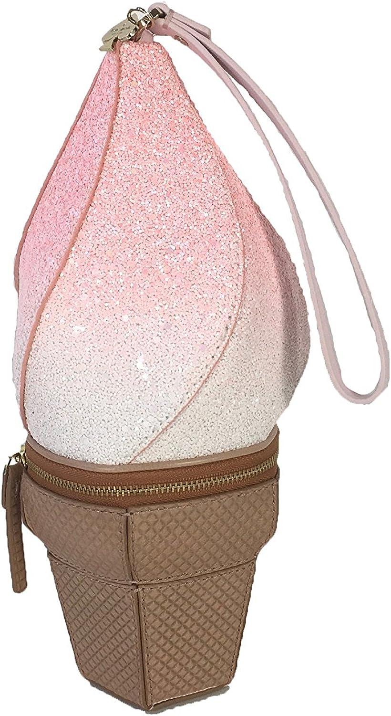 Kate Spade Ice Cream Cone Wristlet, Pink Multi