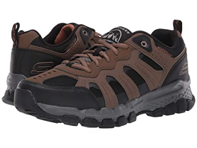 SKECHERS Outland 2.0 Stallwood (Brown/Black) Men