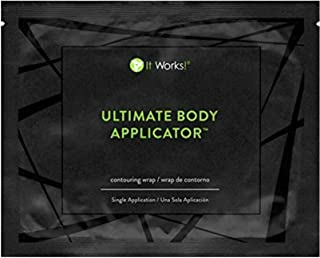 Ultimate Body Applicator That Crazy Wrap Thing Tightens Tones Firms Botanicals