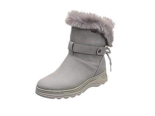 Rebaño Arancel Teoría básica  Geox D HOSMOS B ABX C, Botas de Nieve Mujer: Amazon.es: Zapatos y  complementos