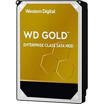 "Western Digital 1TB WD Gold Enterprise Class Internal Hard Drive - 7200 RPM Class, SATA 6 Gb/s, 128 MB Cache, 3.5"" - WD1005FBYZ"