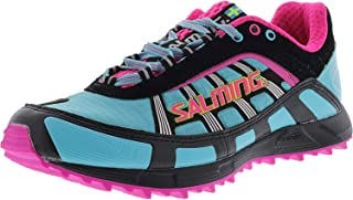 Salming Trail T2 Women's Running Shoes - SS16 Turquoise/Black