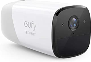 eufy Security eufyCam 2 Wireless Home Security Add-on Camera,Requires HomeBase 2,365-Day Battery Life,HD 1080p,No Monthly Fee